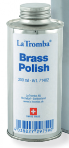 Messingpolitur LA TROMBA 250 ml