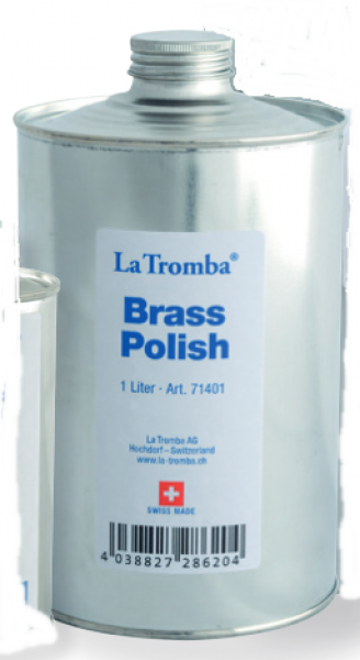 Messingpolitur LA TROMBA 1000 ml